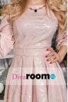 Нежно-розовое платье Esmiralda