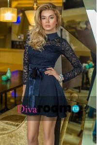 Leonarda dark blue