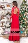 Роскошное красное платье Martina red