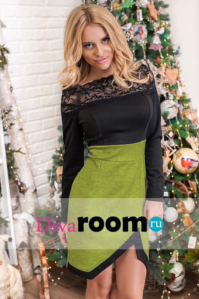 �������� ������ � ��������� ������� Gala green Divaroom