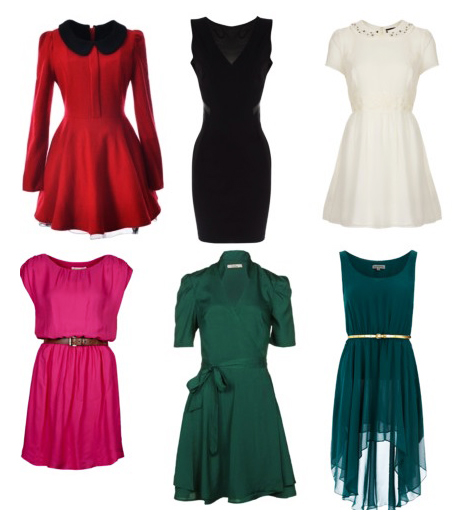 коллекция платьев виртуоза
