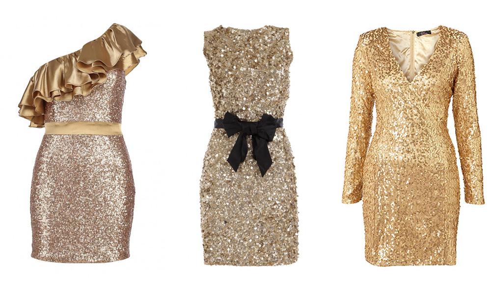 Золотое Платье Купить